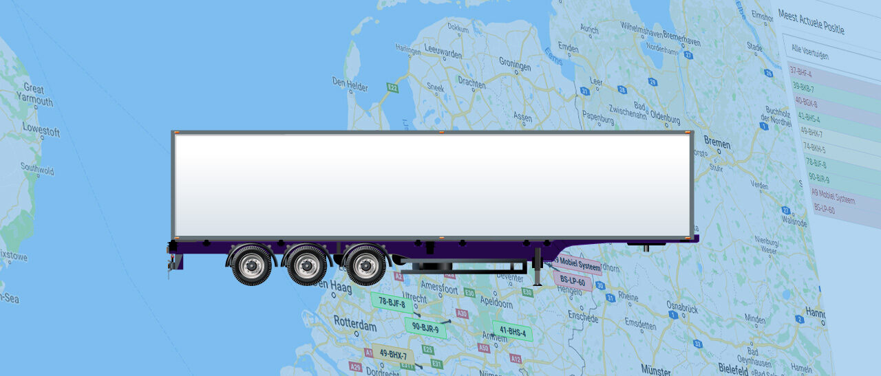 GPS Trailer Tracer